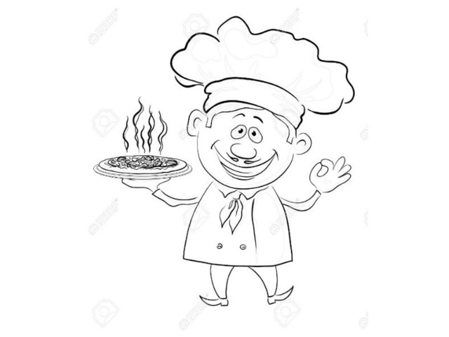 Кухар-піцейола